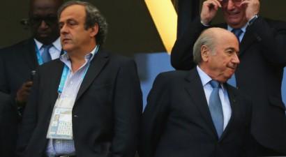 Δεν βάζει υποψηφιότητα για τη FIFA ο Μπλάτερ
