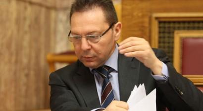 Αντιπροσωπεία βουλευτών του ΠΑΣΟΚ στoν διοικητή της ΤτΕ