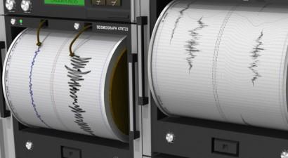 Σεισμός 5,7 Ρίχτερ στην περιοχή μεταξύ Λακωνίας και Μήλου