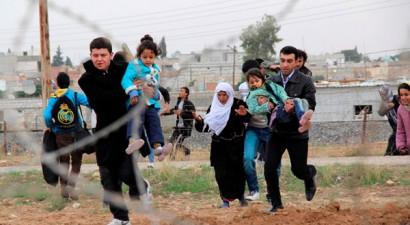 Ξεπερνούν, πλέον, τα 3 εκατομμύρια οι Σύριοι πρόσφυγες