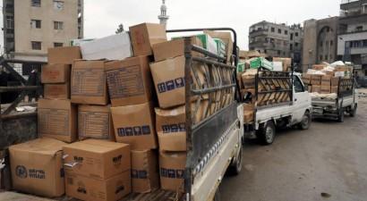 Ρεκόρ δολοφονιών εργαζομένων σε υπηρεσίες ανθρωπιστικής βοήθειας