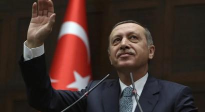 Ορκίστηκε Πρόεδρος της Τουρκίας ο Ερντογάν