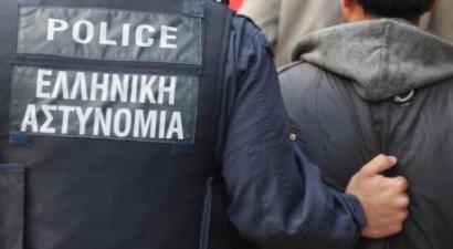 Συνέλαβαν παράνομους μετανάστες στη Μυτιλήνη