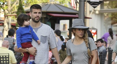 Έγκυος για δεύτερη φορά η Shakira