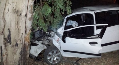 Κρήτη: «Στούκαρε» με δένδρο και κατέληξε στο νοσοκομείο