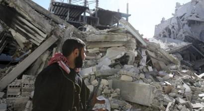 180.000 οι νεκροί σε τρία χρόνια στη Συρία