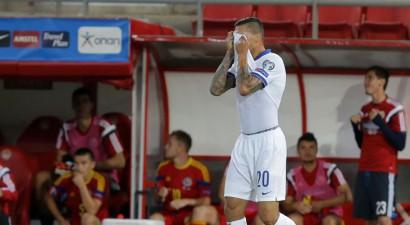 Πτώση μίας θέσης για την Ελλάδα στο FIFA Ranking