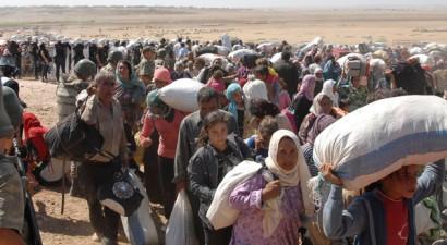 Εκατό χιλιάδες Κούρδοι της Συρίας σε τουρκικά εδάφη