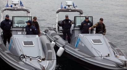 Ανταλλαγή πυροβολισμών με διακινητές μεταναστών