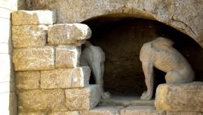 «Το μνημείο της Αμφίπολης θα… μιλήσει σε λίγο καιρό»