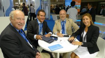 """Συμμετοχή του ΟΛΠ στο μεγαλύτερο παγκόσμιο γεγονός κρουαζιέρας, το """"Seatrade Med"""""""