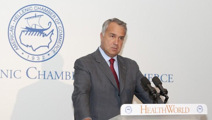 «Κέντρο της πολιτικής μας είναι ο ασθενής»
