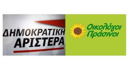 Συνάντηση ΔΗΜΑΡ - Οικολόγων Πράσινων