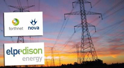 Στη Forthnet η ELPEDISON Energy!
