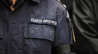 Σύλληψη 28αχρονου ειδικού φρουρού για εκβίαση και δωροληψία
