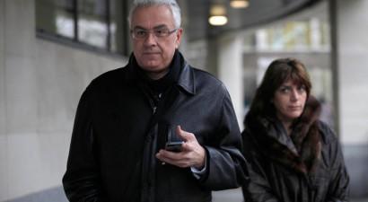 Ελεύθερο τελικά με 600.000 ευρώ και όρους το ζεύγος Γριβέα