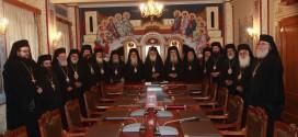 Συνέρχεται η Διαρκής Ιερά Σύνοδος της Εκκλησίας της Ελλάδος