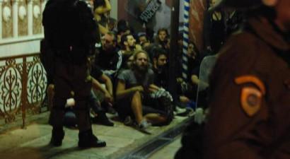 64 συλλήψεις για τα επεισόδια στο Κερατσίνι