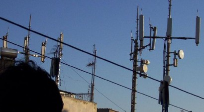 «Να ελεγχθεί ο σταθμός κινητής τηλεφωνίας δίπλα σε σχολικές μονάδες τής Πυλαίας»
