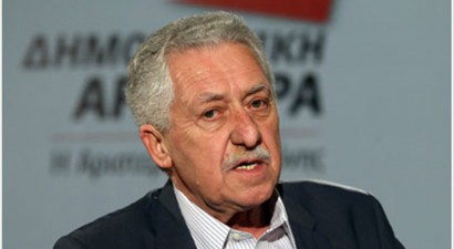 Φώτης Κουβέλης: «Θα θέσω ξανά υποψηφιότητα για την προεδρία της ΔΗ.ΜΑΡ. »