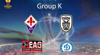 Η λίστα του ΠΑΟΚ για τους ομίλους του Europa League
