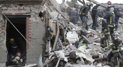 Εφτά νεκροί από κατάρρευση κτιρίου στο Παρίσι