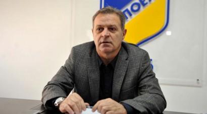 Πετρίδης: «Θα μπορούσαμε να φύγουμε με την ισοπαλία από τη Βαρκελώνη»