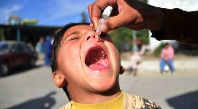 Ιράκ: Επιτυχημένη εκστρατεία UNICEF κατά πολιομυελίτιδας εν μέσω πολέμου