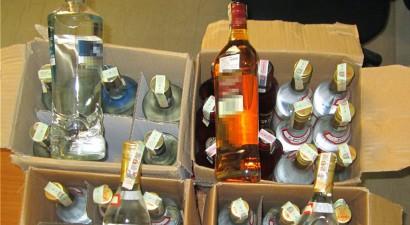 Θεσσαλονίκη: Σύλληψη 49αχρονου Αξιωματικού του Πολεμικού Ναυτικού για λαθρεμπόριο ποτών