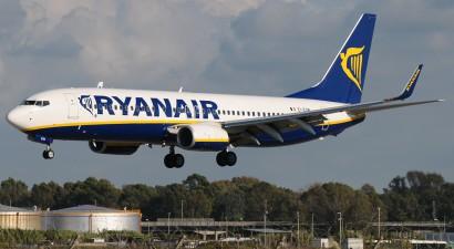 Στην Ελλάδα ξανά η Ryanair