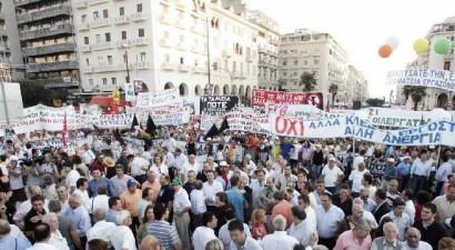 Θεσσαλονίκη: Συντονισμός δράσης των συνδικάτων για μαζική συμμετοχή στο συλλαλητήριο του Σαββάτου