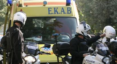 Τρία τροχαία με νεκρό και τραυματίες στην Κρήτη