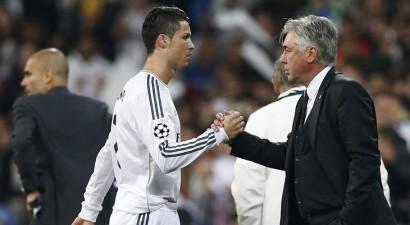 Αντσελότι: «Ο Ρονάλντο είναι ο καλύτερος που έχω προπονήσει»