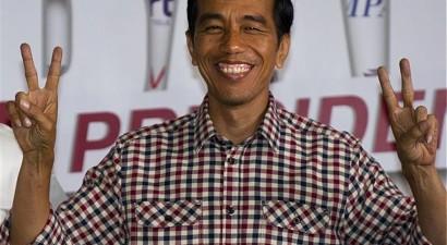 Νέος πρόεδρος της Ινδονησίας ο Τζόκο Γουιντόντο