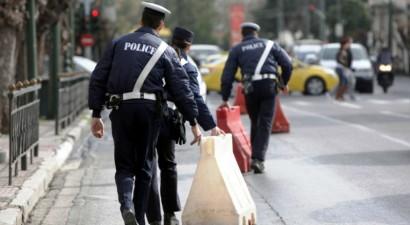 Κυκλοφοριακές ρυθμίσεις σε Αθήνα & Πειραιά λόγω διεξαγωγής μαθητικών παρελάσεων