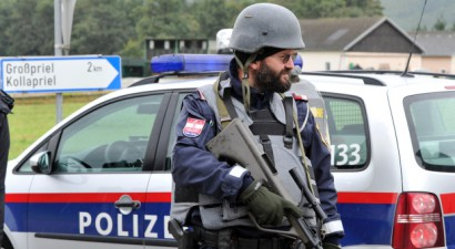 Ανήλικος Τούρκος ετοίμαζε βομβιστική επίθεση στην Αυστρία