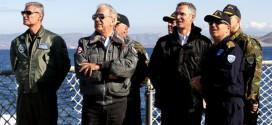 Οι δηλώσεις του Δημήτρη Αβραμόπουλου για τη συνάντηση με τον γ.γ. του ΝΑΤΟ
