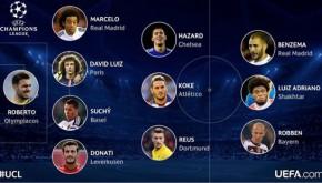 Στην κορυφαίους τους Champions League o Ρομπέρτο