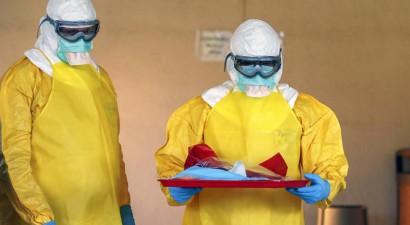 Ειδικές στολές για τον Έμπολα στο Νοσοκομείο Ρίου