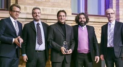 Η ελληνική ομάδα δορυφορικής τηλεπισκόπησης κέρδισε το βραβείο «Best Service Challenge 2014»