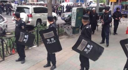 22 νεκροί σε αγορά της Κίνας