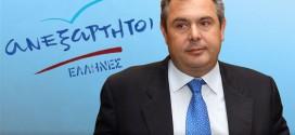Κατάθεση Καμμένου για τον «κουμπαρά» σχετικά με την εκλογή του νέου Προέδρου Δημοκρατίας