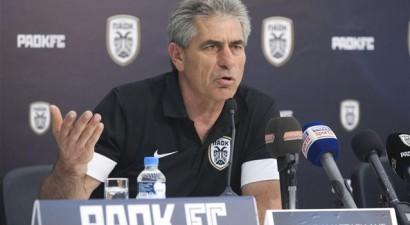 Αναστασιάδης: «Έχουμε μεγάλη υποχρέωση απέναντι στην ομάδα»