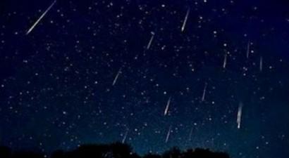Νέα βροχή αστεριών στις 21 Οκτωβρίου