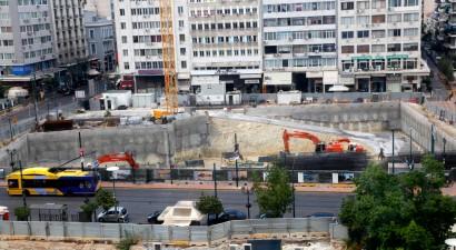 Η τελική φάση των κυκλοφοριακών ρυθμίσεων στον Πειραιά λόγω εργασιών επέκτασης του μετρό