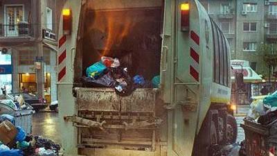 Περιστέρι: Νεκρός υπάλληλος στην καθαριότητα  έπειτα απο τροχαίο