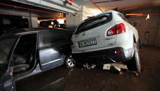 1085 σπίτια και 422 αυτοκίνητα υπέστησαν ζημιές από τις πλημμύρες