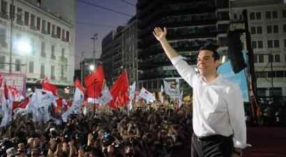 ΣΥΡΙΖΑ: Πρωτιά με 8,5 μονάδες διαφορά από τη Νέα Δημοκρατία