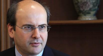 Αλλαγή του συνδικαλιστικού νόμου ζητά ο Χατζηδάκης