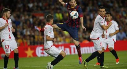 «Μπάρτσα» - Σεβίλλη το μεγάλο ματς στην Primera
